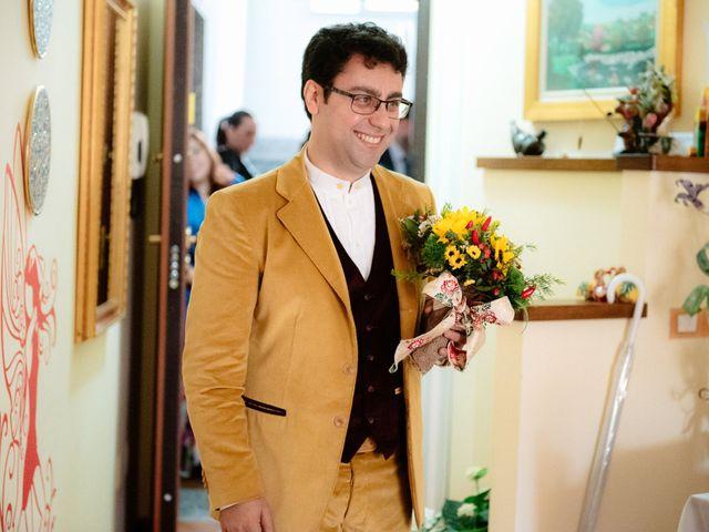 Il matrimonio di Enzo e Anna a Ozieri, Sassari 19