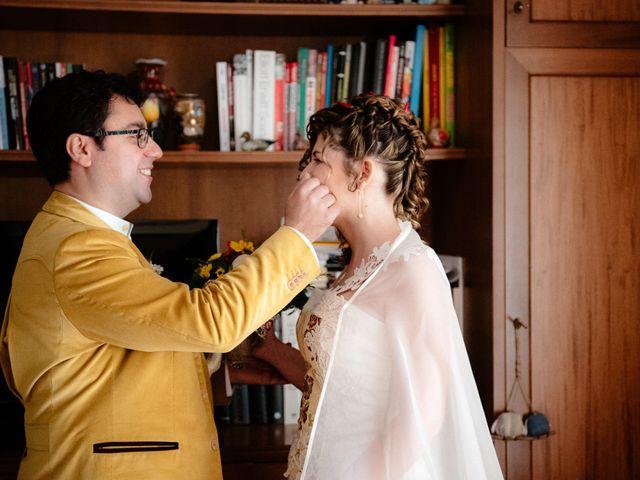 Il matrimonio di Enzo e Anna a Ozieri, Sassari 20