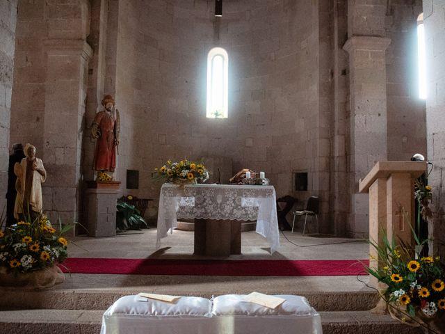 Il matrimonio di Enzo e Anna a Ozieri, Sassari 23