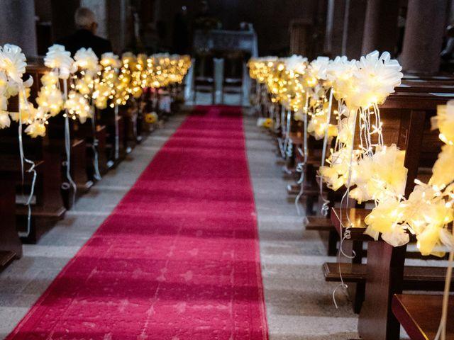Il matrimonio di Enzo e Anna a Ozieri, Sassari 24