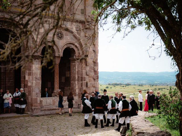 Il matrimonio di Enzo e Anna a Ozieri, Sassari 25