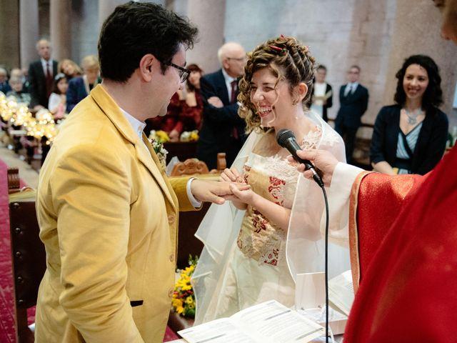 Il matrimonio di Enzo e Anna a Ozieri, Sassari 34