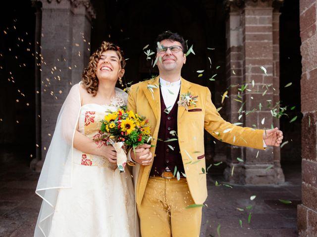 Il matrimonio di Enzo e Anna a Ozieri, Sassari 41