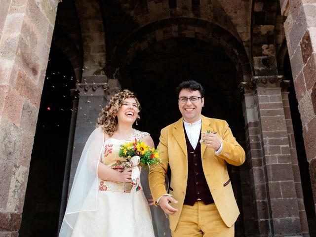 Il matrimonio di Enzo e Anna a Ozieri, Sassari 42
