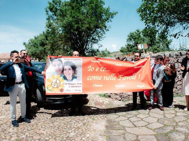 Il matrimonio di Enzo e Anna a Ozieri, Sassari 48