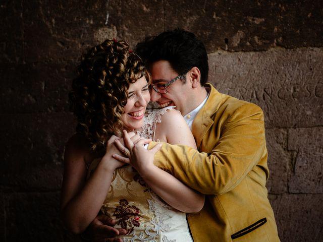 Il matrimonio di Enzo e Anna a Ozieri, Sassari 49