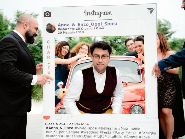 Il matrimonio di Enzo e Anna a Ozieri, Sassari 73