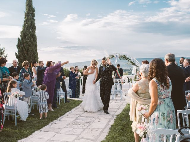Le nozze di Cristina e Amedeo