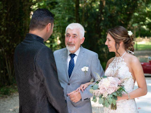 Il matrimonio di Raffaello e Silvia a Padova, Padova 2