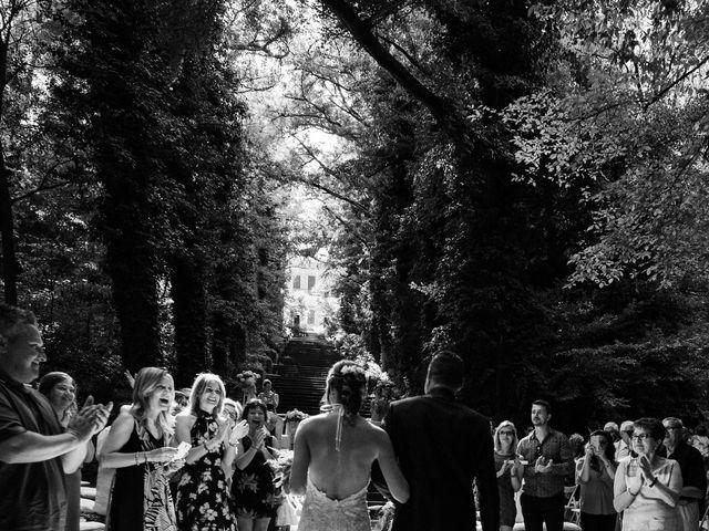Il matrimonio di Raffaello e Silvia a Padova, Padova 3
