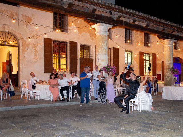 Il matrimonio di Raffaello e Silvia a Padova, Padova 18