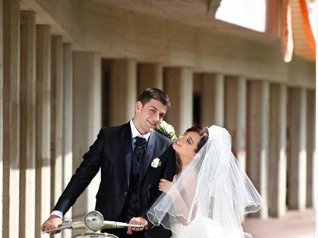 Il matrimonio di Tommaso e Imma a Casalnuovo di Napoli, Napoli 13