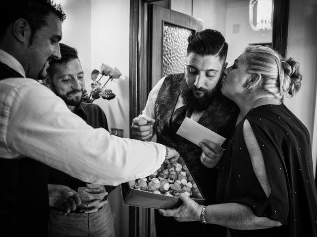 Il matrimonio di Maurizio e Noemi a Roma, Roma 20