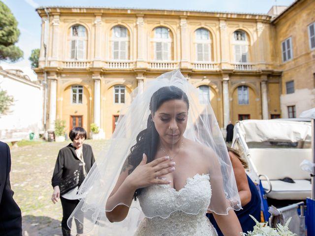 Il matrimonio di Maurizio e Noemi a Roma, Roma 25