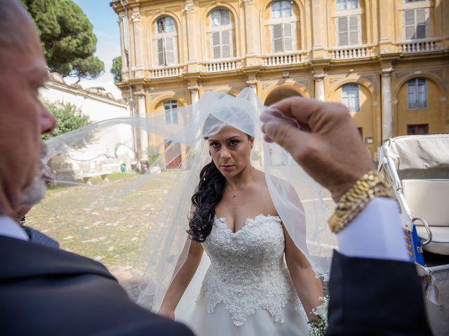 Il matrimonio di Maurizio e Noemi a Roma, Roma 26