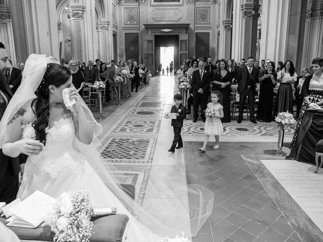 Il matrimonio di Maurizio e Noemi a Roma, Roma 28