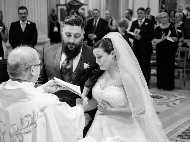 Il matrimonio di Maurizio e Noemi a Roma, Roma 29