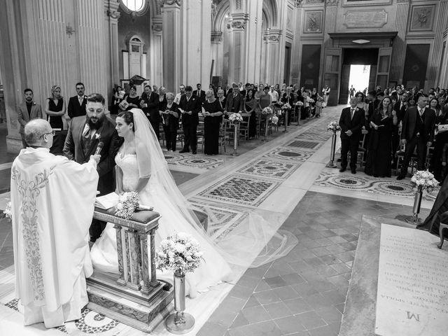 Il matrimonio di Maurizio e Noemi a Roma, Roma 30