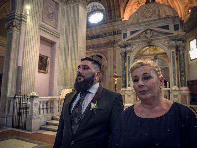 Il matrimonio di Maurizio e Noemi a Roma, Roma 32