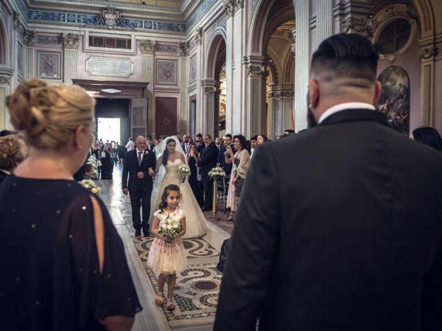 Il matrimonio di Maurizio e Noemi a Roma, Roma 33