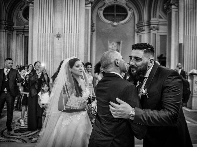 Il matrimonio di Maurizio e Noemi a Roma, Roma 34