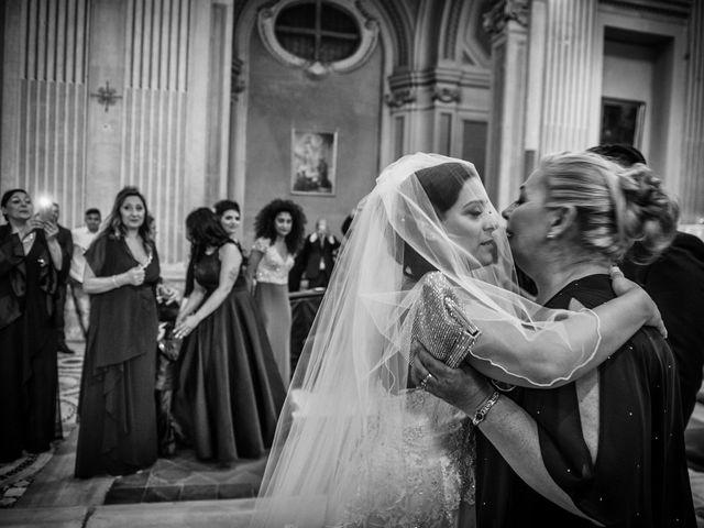 Il matrimonio di Maurizio e Noemi a Roma, Roma 35