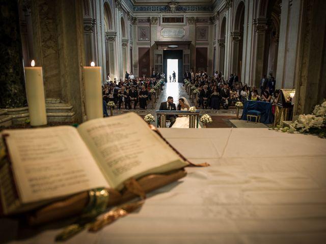 Il matrimonio di Maurizio e Noemi a Roma, Roma 36