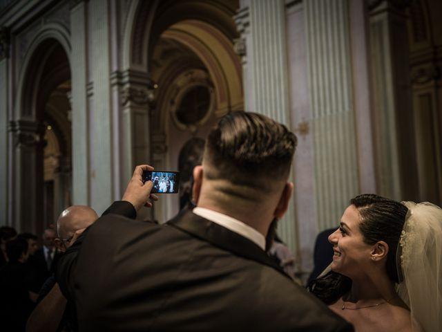 Il matrimonio di Maurizio e Noemi a Roma, Roma 39