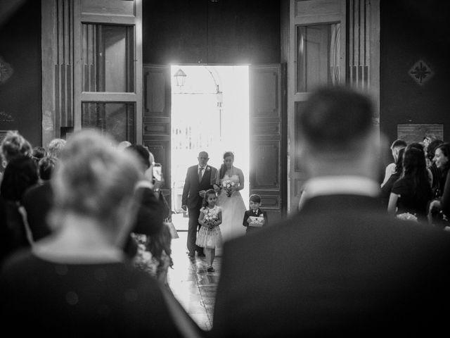 Il matrimonio di Maurizio e Noemi a Roma, Roma 40