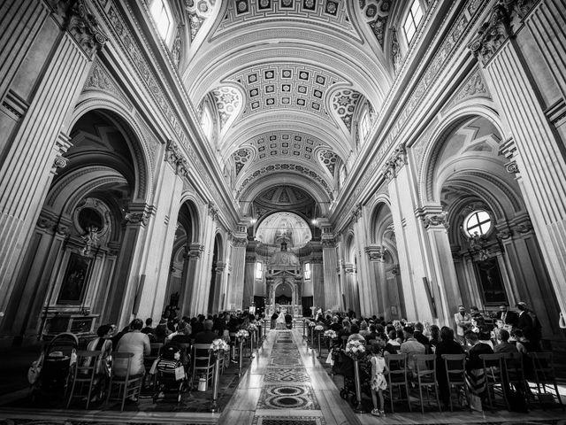 Il matrimonio di Maurizio e Noemi a Roma, Roma 41