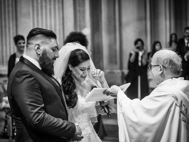 Il matrimonio di Maurizio e Noemi a Roma, Roma 43