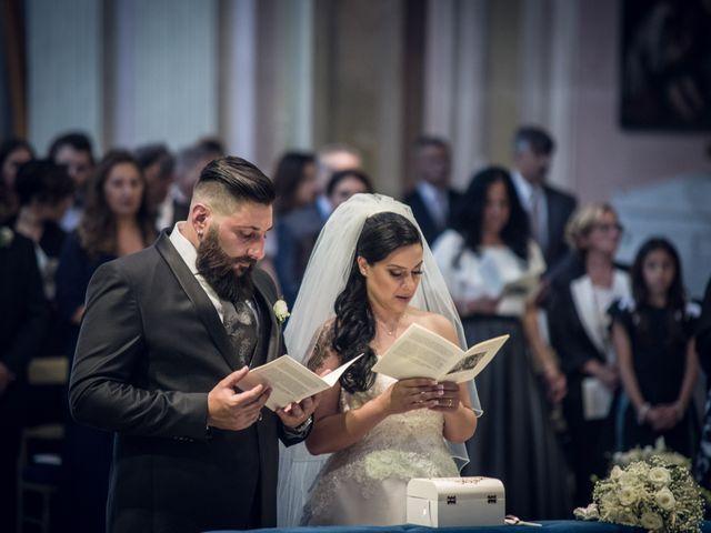 Il matrimonio di Maurizio e Noemi a Roma, Roma 44