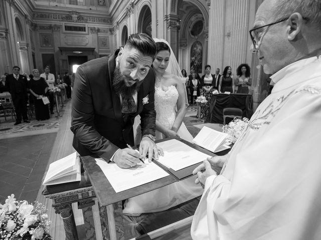 Il matrimonio di Maurizio e Noemi a Roma, Roma 45