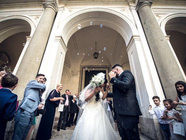 Il matrimonio di Maurizio e Noemi a Roma, Roma 46