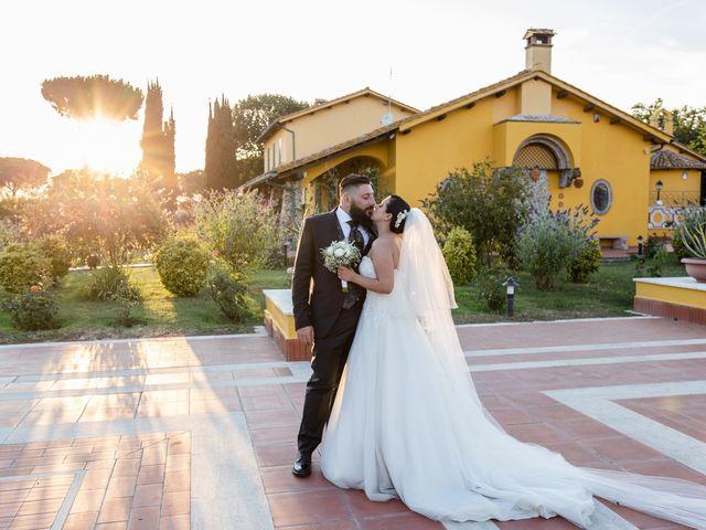 Il matrimonio di Maurizio e Noemi a Roma, Roma 49