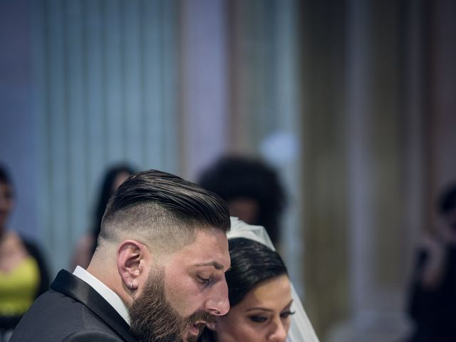 Il matrimonio di Maurizio e Noemi a Roma, Roma 51