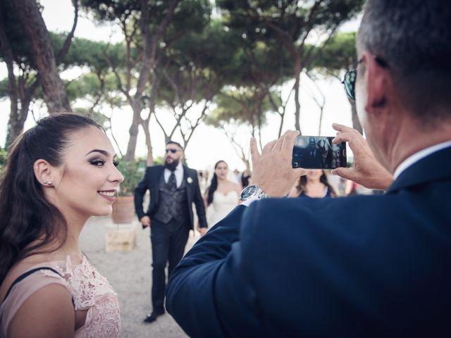 Il matrimonio di Maurizio e Noemi a Roma, Roma 54