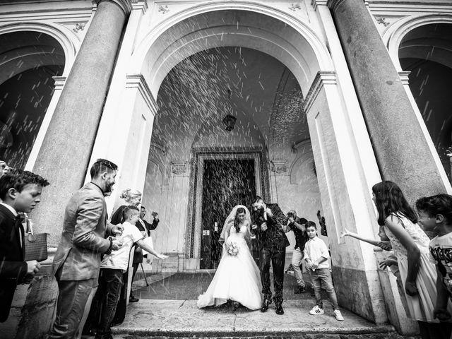 Il matrimonio di Maurizio e Noemi a Roma, Roma 55