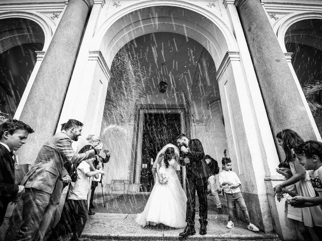 Il matrimonio di Maurizio e Noemi a Roma, Roma 56