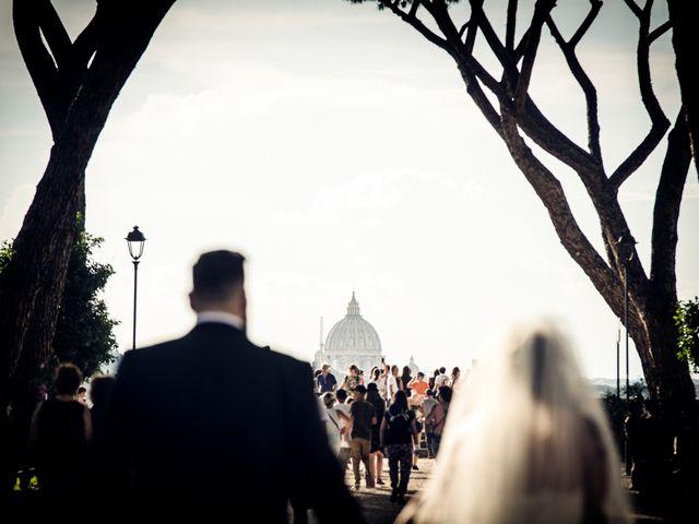 Il matrimonio di Maurizio e Noemi a Roma, Roma 59
