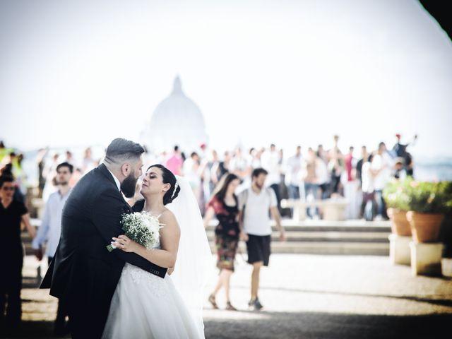 Il matrimonio di Maurizio e Noemi a Roma, Roma 60