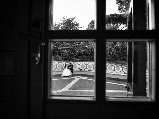 Il matrimonio di Maurizio e Noemi a Roma, Roma 64