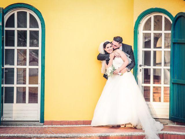 Il matrimonio di Maurizio e Noemi a Roma, Roma 67