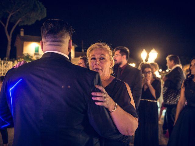 Il matrimonio di Maurizio e Noemi a Roma, Roma 79