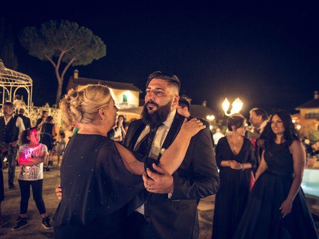 Il matrimonio di Maurizio e Noemi a Roma, Roma 80