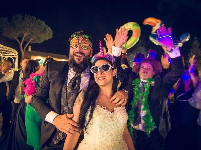 Il matrimonio di Maurizio e Noemi a Roma, Roma 81