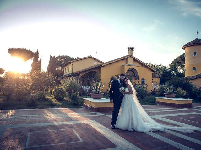 Il matrimonio di Maurizio e Noemi a Roma, Roma 82