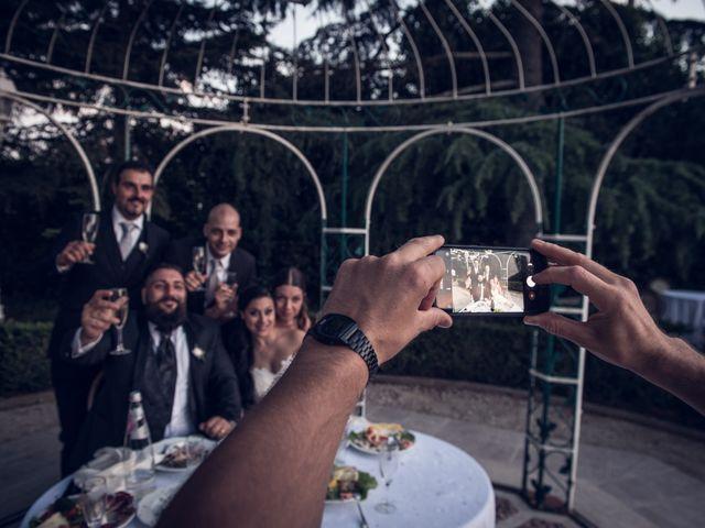 Il matrimonio di Maurizio e Noemi a Roma, Roma 83
