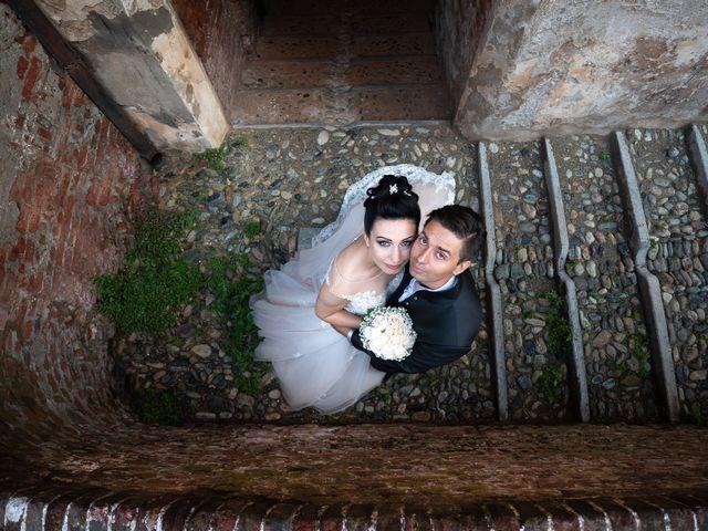 le nozze di Sylwia e Davide