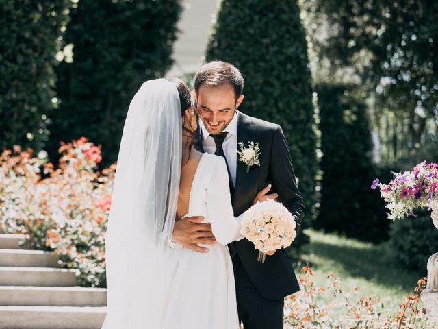 Il matrimonio di Mihai e Ofel a Rocca di Papa, Roma 1